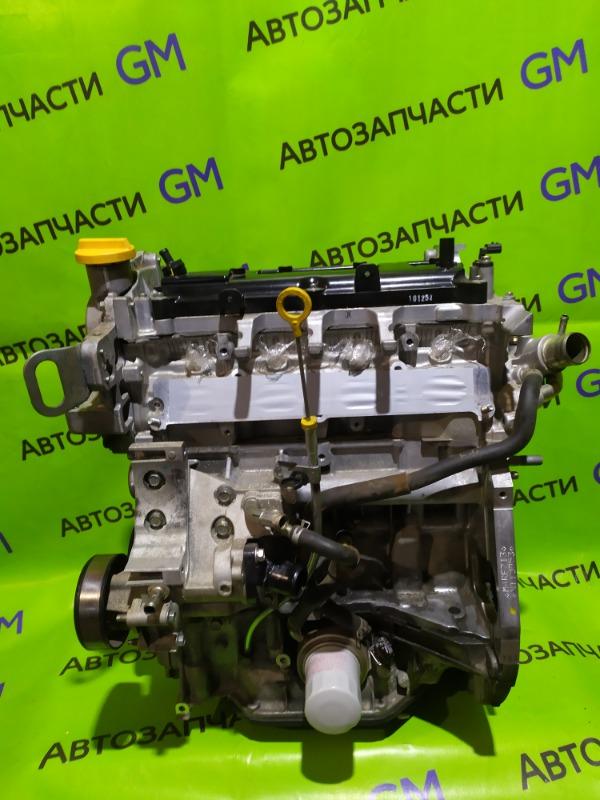 Двигатель Renault Megane BZ0G M4R713 2011 (б/у)