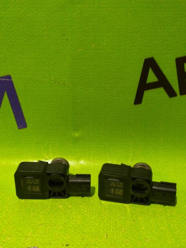 Датчик airbag Renault Megane BZ0G M4R713 2011 (б/у)