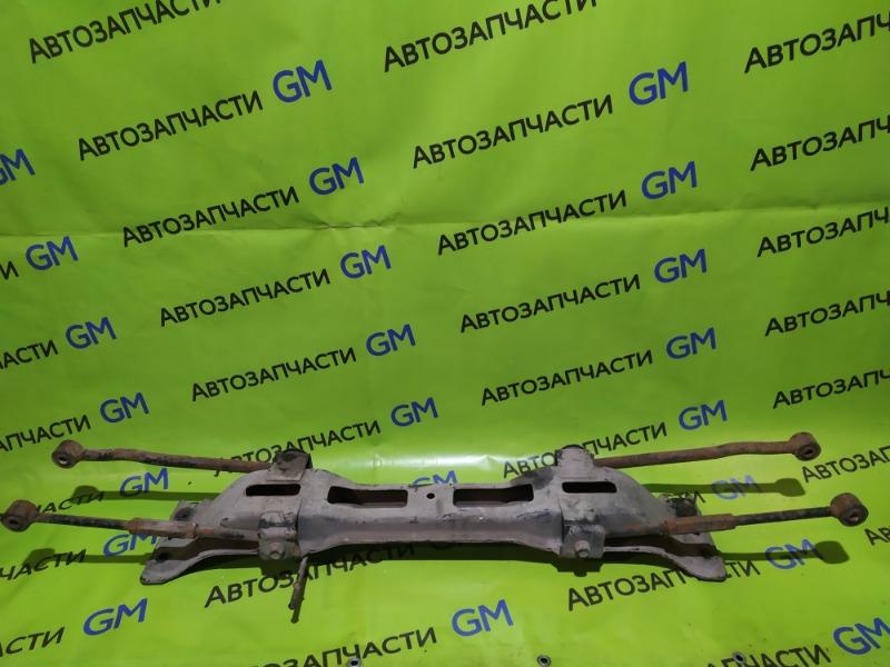 Балка подвески Kia Spectra SD S6D 2007 задняя (б/у)