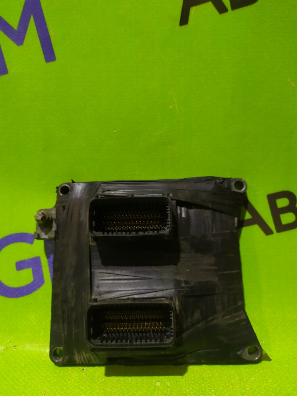 Блок управления двигателем Opel Astra L35 Z18XER 2007 (б/у)