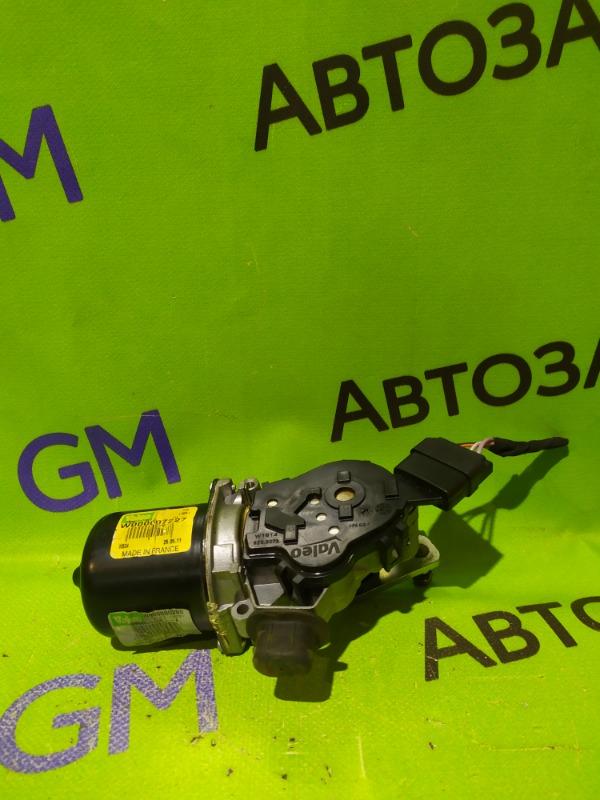 Мотор дворников Renault Megane BZ0G M4R713 2011 (б/у)