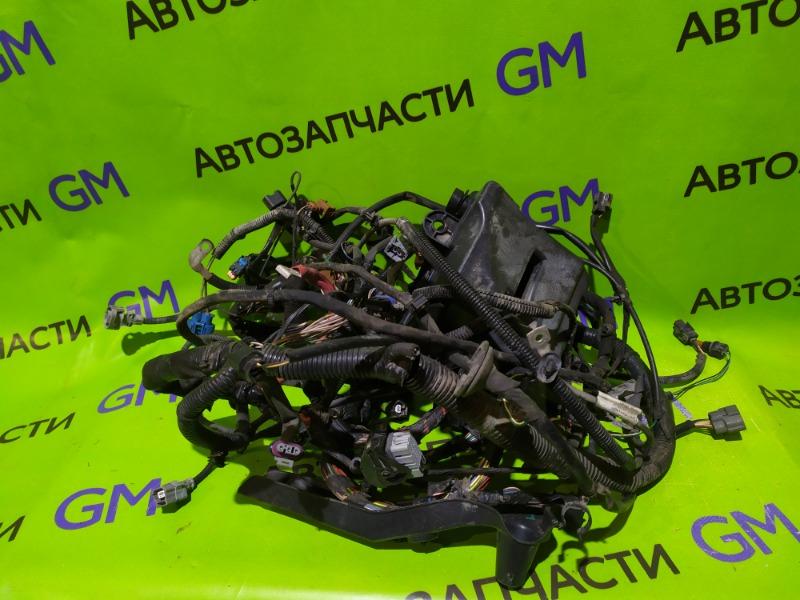 Проводка (коса) двигателя Renault Logan L8 K7M 2016 (б/у)