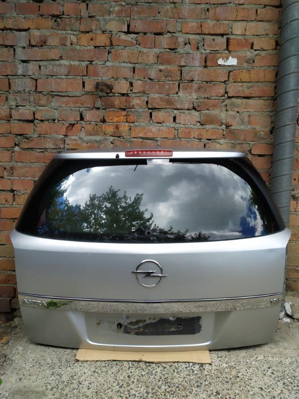 Дверь багажника Opel Astra L35 Z18XER 2007 (б/у)