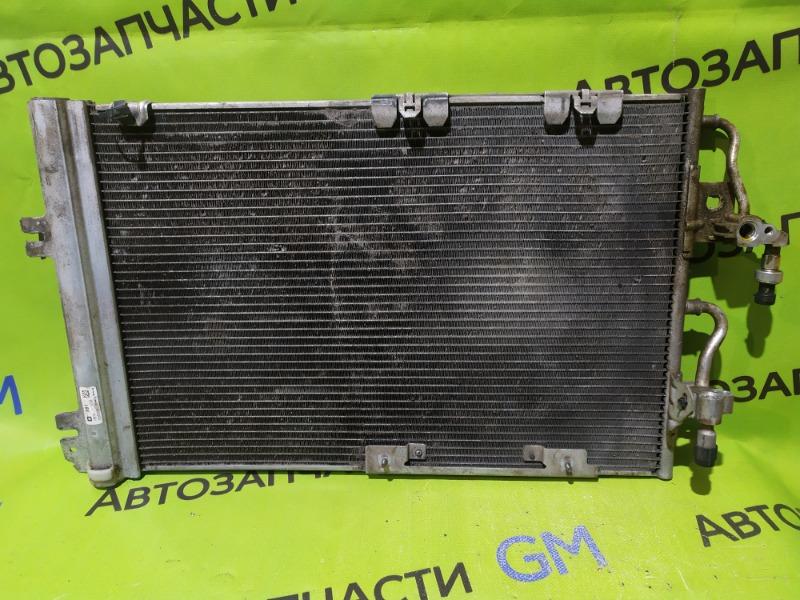 Радиатор кондиционера Opel Astra L35 Z18XER 2007 (б/у)