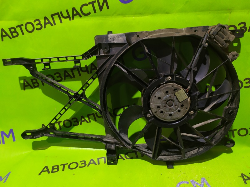 Вентилятор радиатора Opel Astra L35 Z18XER 2007 (б/у)