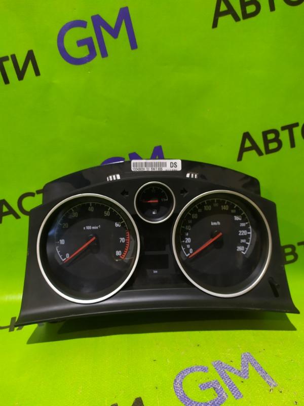 Щиток приборов Opel Astra L35 Z18XER 2007 (б/у)