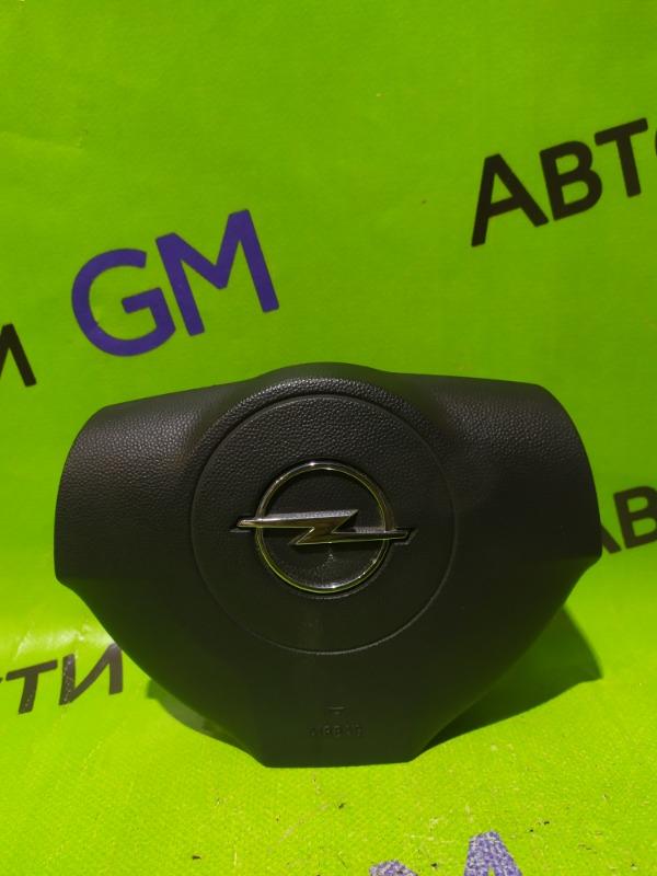 Подушка безопасности Opel Astra L35 Z18XER 2007 передняя левая (б/у)
