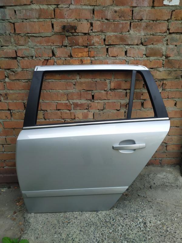 Дверь Opel Astra L35 Z18XER 2007 задняя левая (б/у)