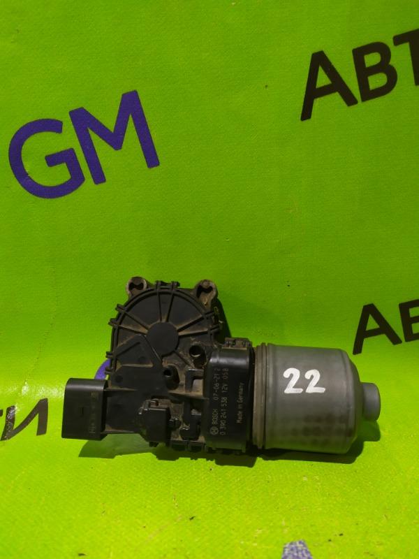 Мотор дворников Opel Astra L35 Z18XER 2007 (б/у)