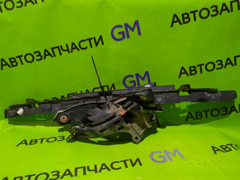 Крепление бампера Opel Astra L35 Z18XER 2007 заднее (б/у)