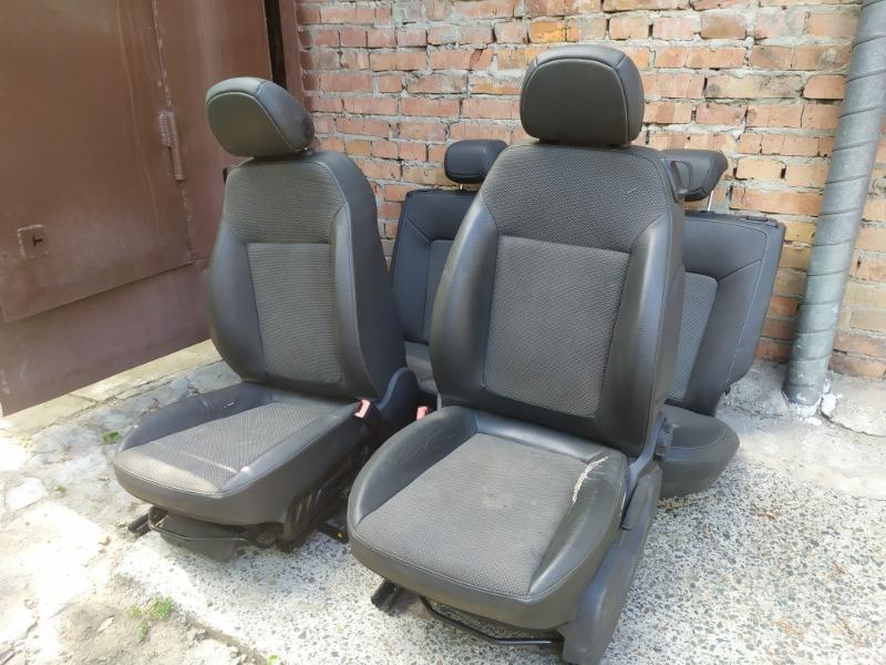 Комплект сидений Opel Corsa D Z12XEP 2008 (б/у)
