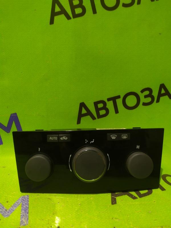 Блок управления климат-контролем Opel Astra L35 Z18XER 2007 (б/у)