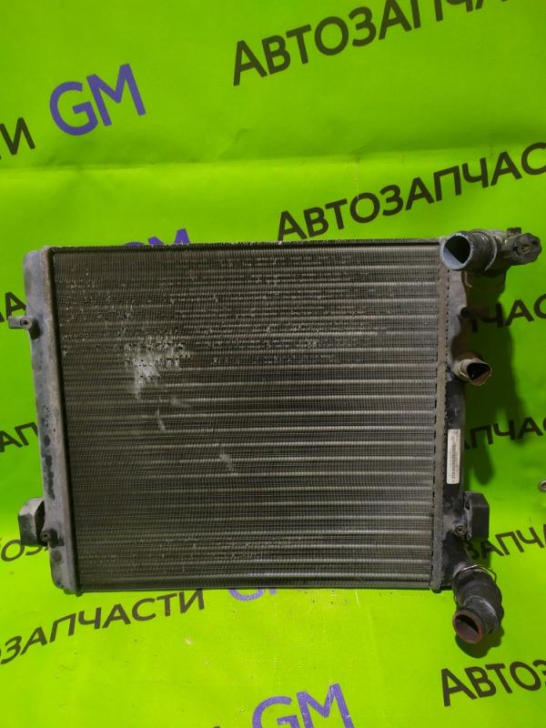 Радиатор двс Skoda Octavia A4 AKL 2005 (б/у)