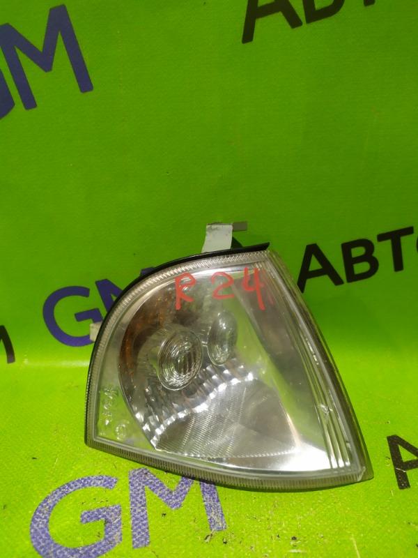 Поворотник Skoda Octavia A4 AKL 2005 передний правый (б/у)