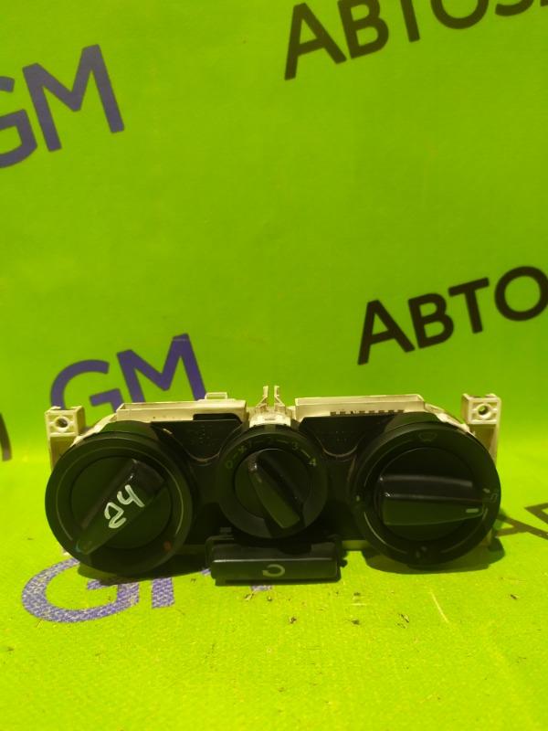Блок управления климат-контролем Skoda Octavia A4 AKL 2005 (б/у)