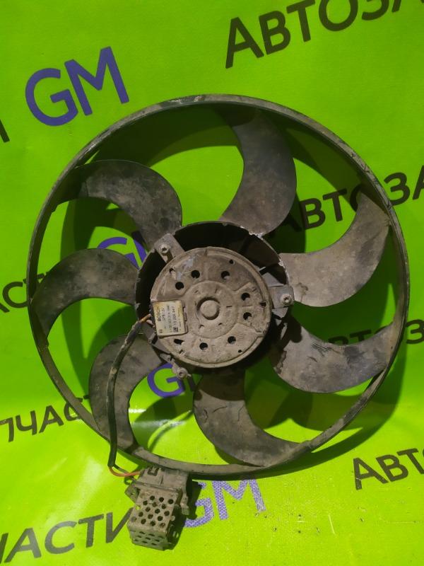 Вентилятор радиатора Opel Astra H (б/у)
