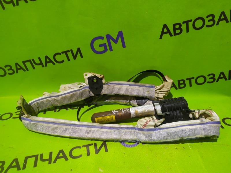 Подушка безопасности Opel Corsa D Z12XEP 2008 правая (б/у)