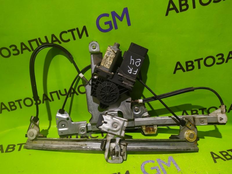 Стеклоподъемник Skoda Octavia A4 AKL 2005 передний правый (б/у)