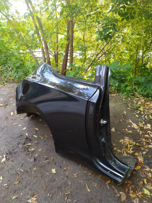 Крыло Opel Astra J Gtc P10 A14NET 2012 заднее правое (б/у)