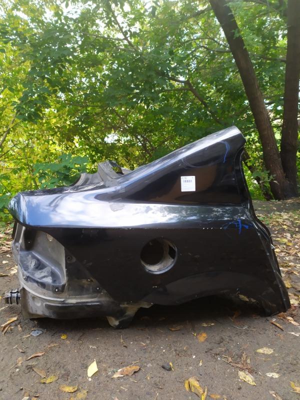 Крыло Opel Astra L69 Z16XER 2008 заднее правое (б/у)