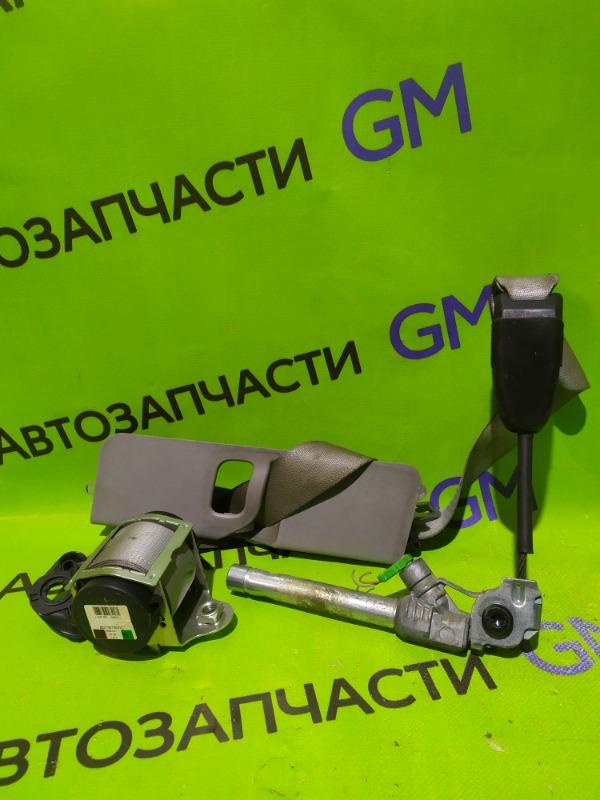 Ремень безопасности Opel Corsa D Z12XEP 2008 передний правый (б/у)
