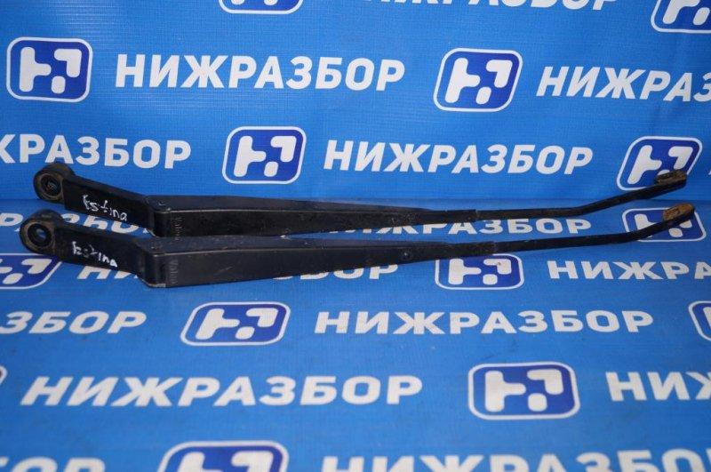 Поводок стеклоочистителя к-кт Vortex Estina СЕДАН 1.6L 2010 (б/у)