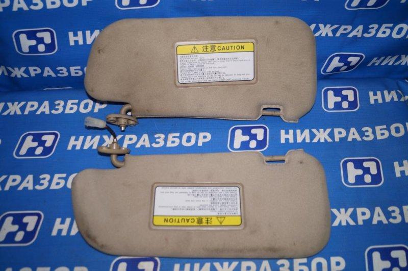 Козырек солнцезащитный Vortex Estina СЕДАН 1.6L 2010 (б/у)