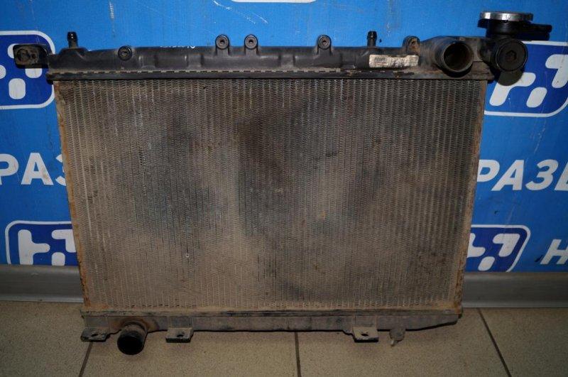 Радиатор основной Nissan Almera N15 1.4 GA14 1997 (б/у)
