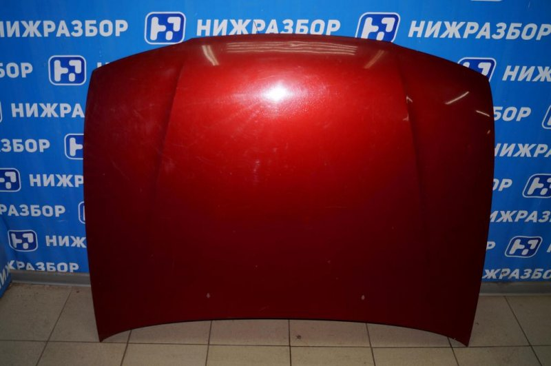 Капот Nissan Almera N15 1.4 GA14 1997 (б/у)