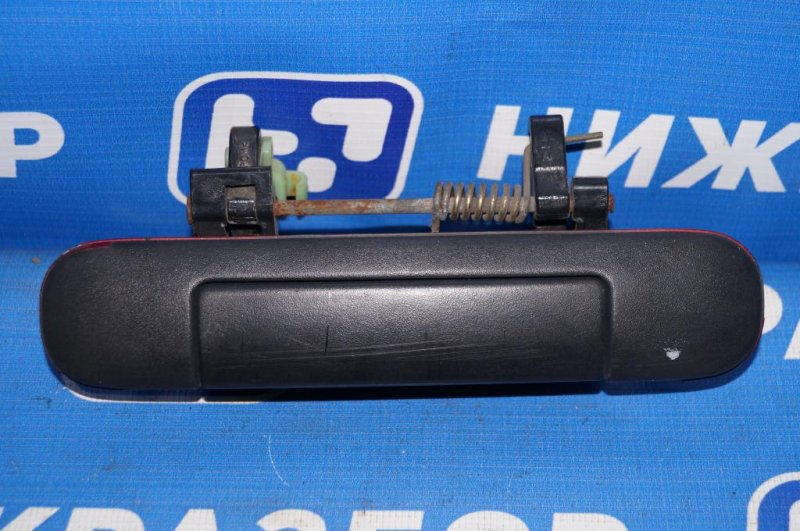 Ручка двери Nissan Almera N15 1.4 GA14 1997 задняя правая (б/у)