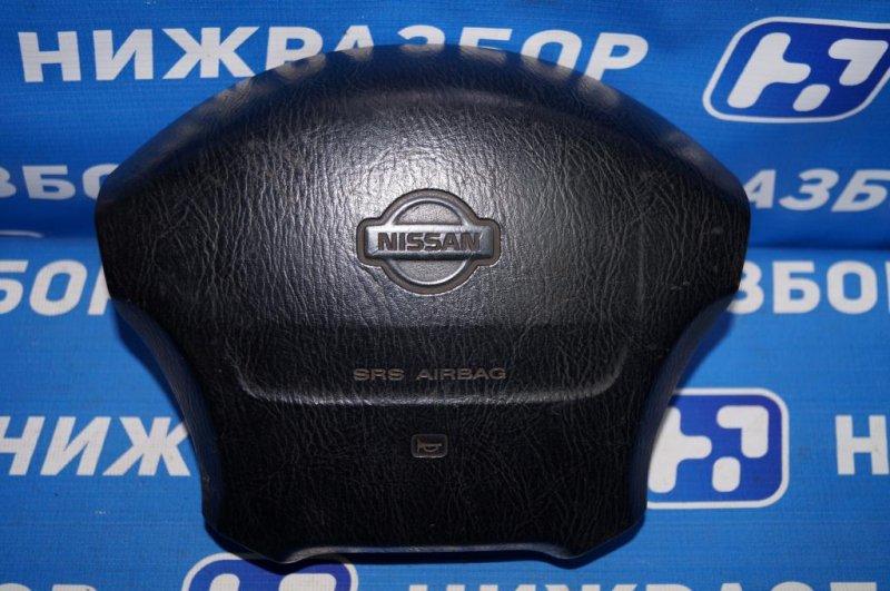 Подушка безопасности в руль Nissan Almera N15 1.4 GA14 1997 (б/у)
