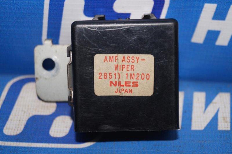 Реле стеклоочистителей Nissan Almera N15 1.4 GA14 1997 (б/у)