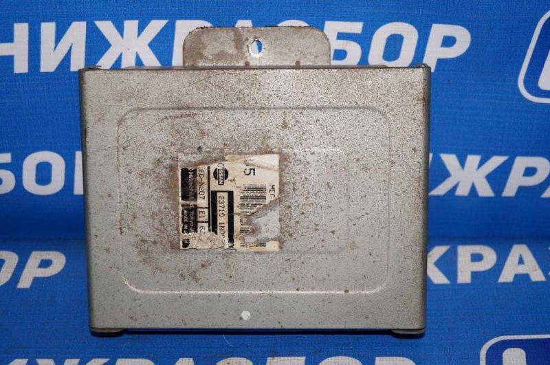 Блок управления двигателем Nissan Almera N15 1.4 GA14 1997 (б/у)