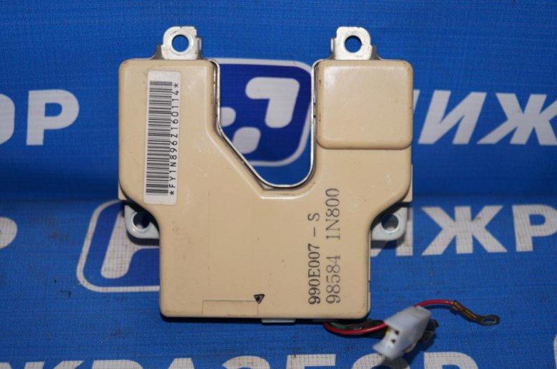 Блок управления air bag Nissan Almera N15 1.4 GA14 1997 правый (б/у)