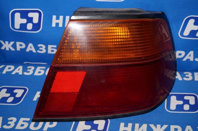 Фонарь Nissan Almera N15 1.4 GA14 1997 задний правый (б/у)