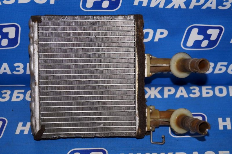 Радиатор отопителя Nissan Almera N15 1.4 GA14 1997 (б/у)