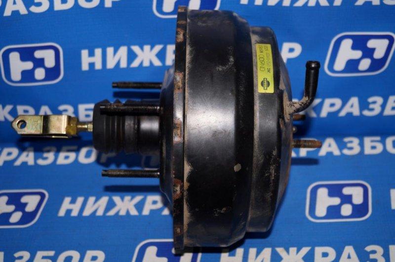 Усилитель тормозов вакуумный Nissan Almera N15 1.4 GA14 1997 (б/у)