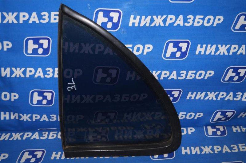Форточка двери Nissan Almera N15 1.4 GA14 1997 задняя левая (б/у)