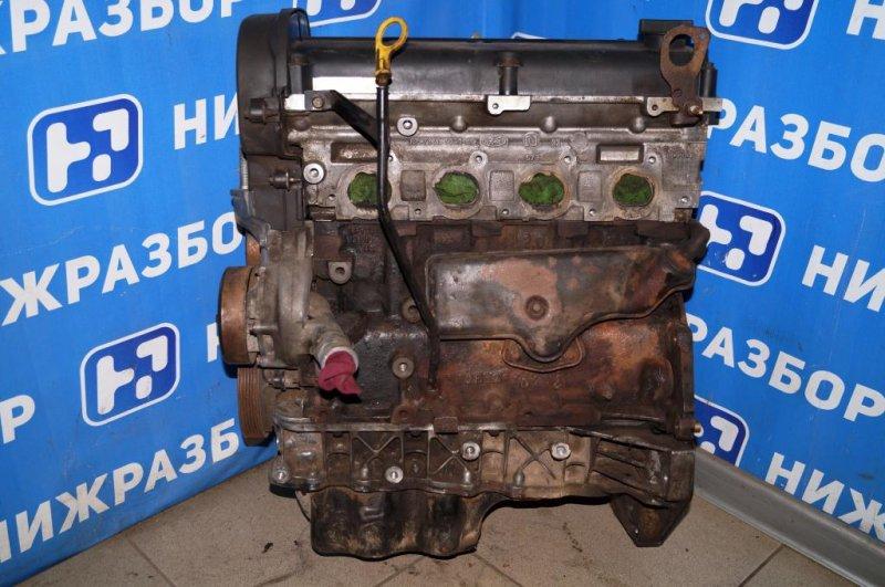 Двигатель (двс) Ford Focus 1 СЕДАН 2.0L ZETEC 2002 (б/у)