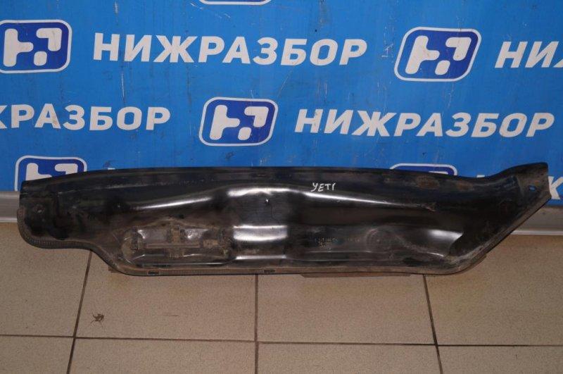 Водосток Skoda Yeti КРОССОВЕР 1.2T (CBZB) 2011 (б/у)