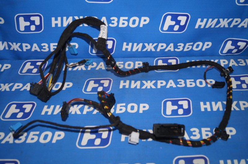 Проводка (коса) Skoda Yeti КРОССОВЕР 1.2T (CBZB) 2011 (б/у)