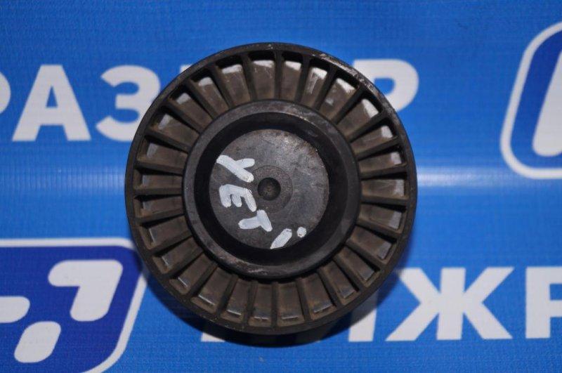 Ролик дополнительный ремня грм Skoda Yeti КРОССОВЕР 1.2T (CBZB) 2011 (б/у)