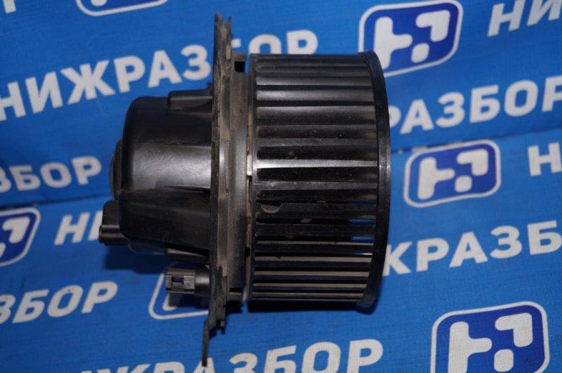 Моторчик печки Skoda Yeti КРОССОВЕР 1.2T (CBZB) 2011 (б/у)