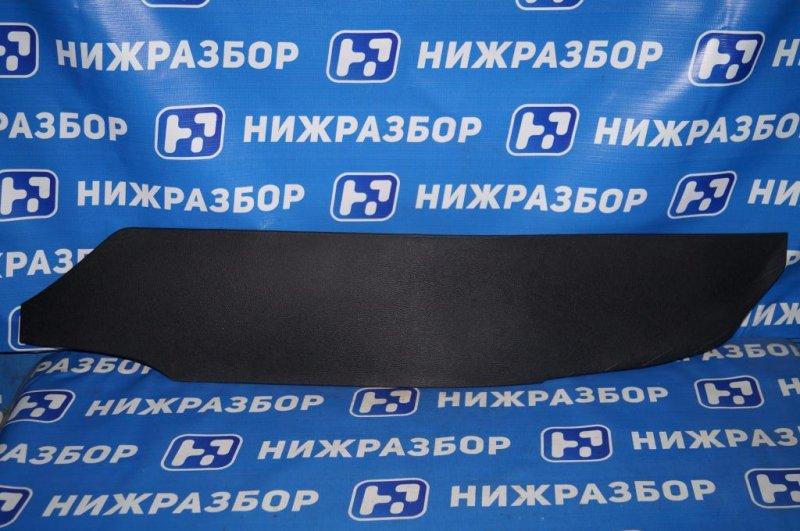 Накладка (кузов внутри) Skoda Yeti КРОССОВЕР 1.2T (CBZB) 2011 (б/у)
