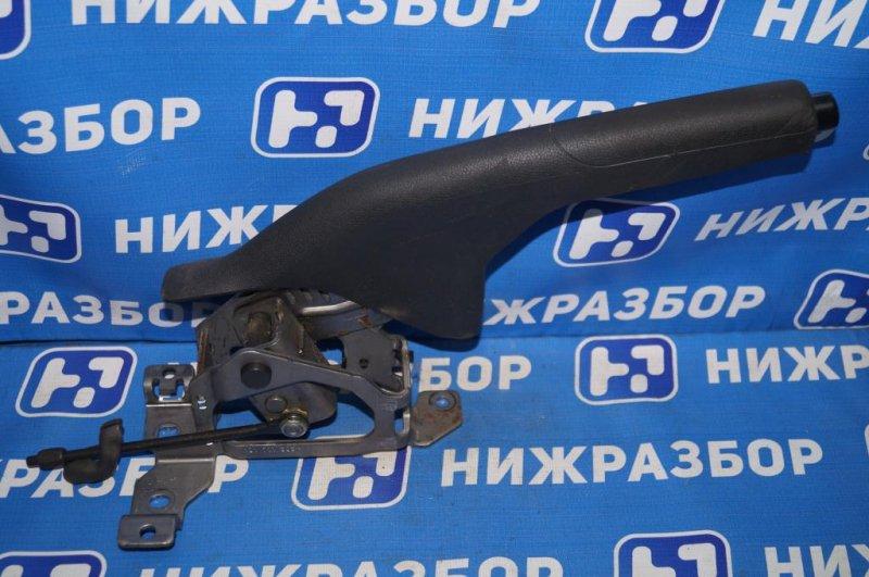 Ручник Skoda Yeti КРОССОВЕР 1.2T (CBZB) 2011 (б/у)