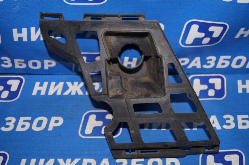 Кронштейн бампера Skoda Yeti КРОССОВЕР 1.2T (CBZB) 2011 передний правый (б/у)