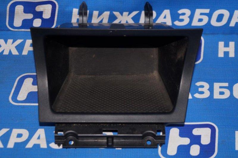 Ящик передней консоли Skoda Yeti КРОССОВЕР 1.2T (CBZB) 2011 передний (б/у)