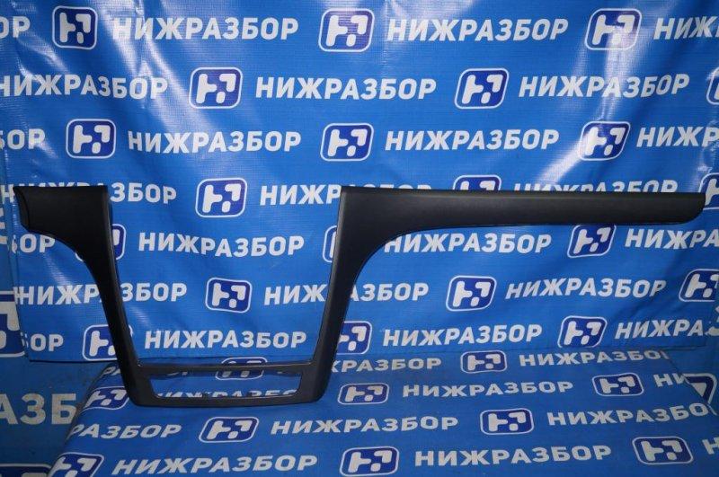 Накладка декоративная Skoda Yeti КРОССОВЕР 1.2T (CBZB) 2011 (б/у)