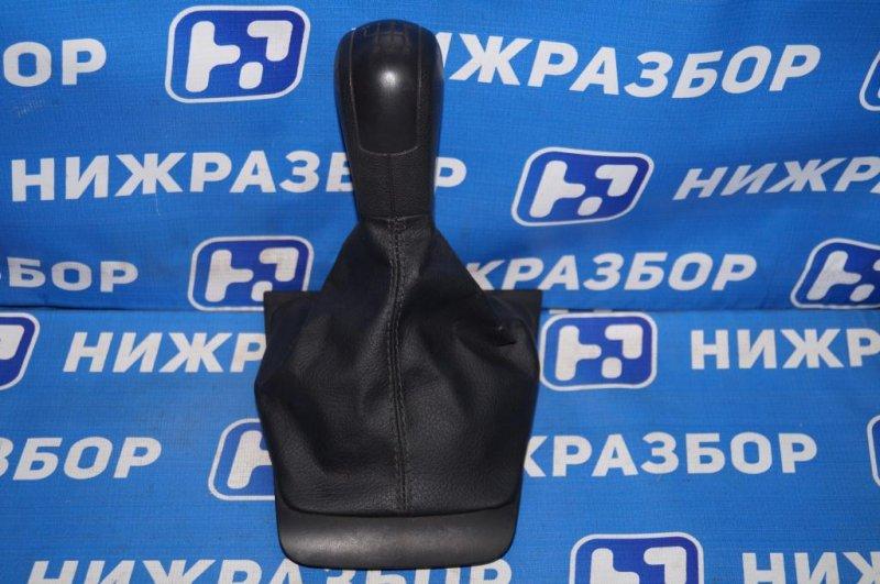 Рукоятка рычага кпп Skoda Yeti КРОССОВЕР 1.2T (CBZB) 2011 (б/у)