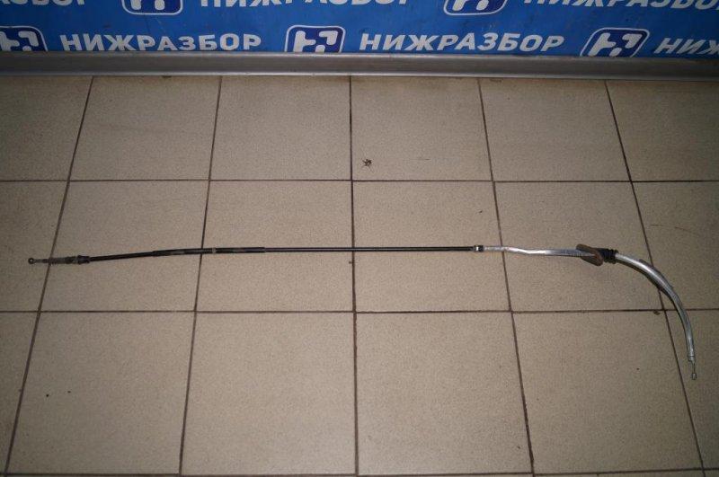Трос ручника Skoda Yeti КРОССОВЕР 1.2T (CBZB) 2011 (б/у)